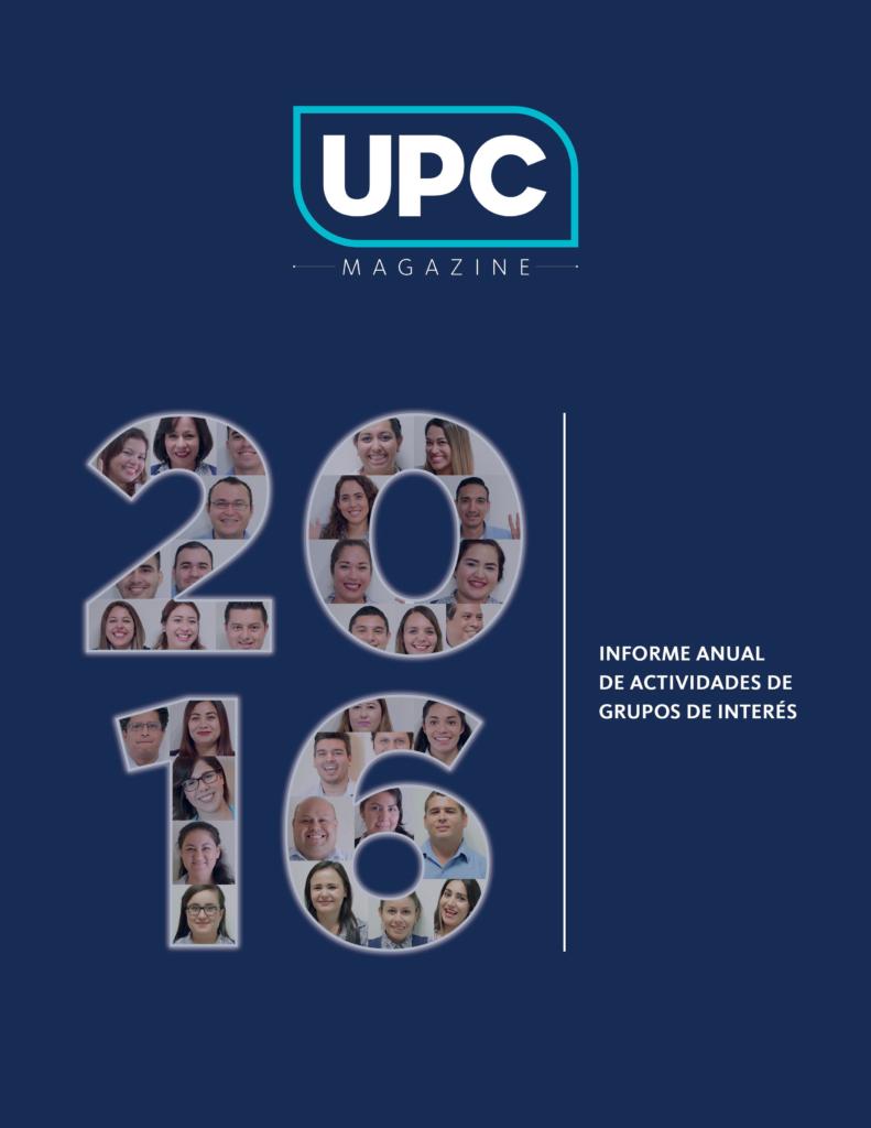 upc magazine